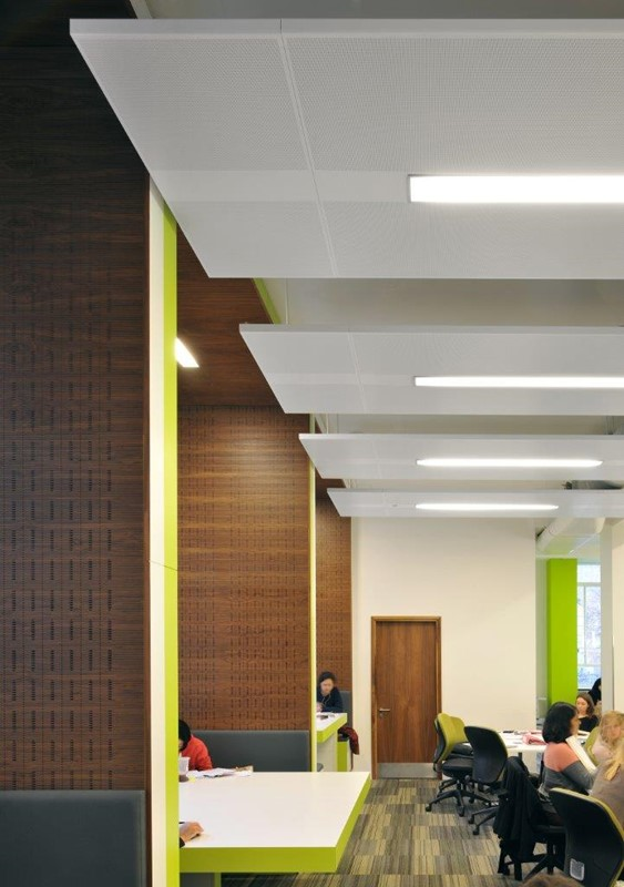 SAS600 metal ceiling